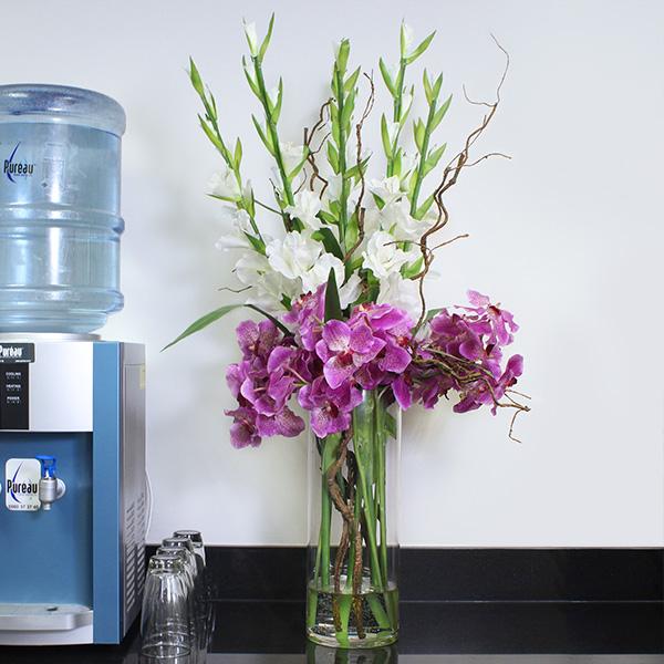 Ikebana mixed silk flower rental silk sense global ikebana mixed silk flower rentalg mightylinksfo