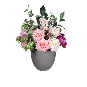 Artificial-silk-Mixed-Peony-Rose-Arrangement-LB207-Mixed-52cm